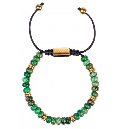 GREEN GOLD RONDELLE