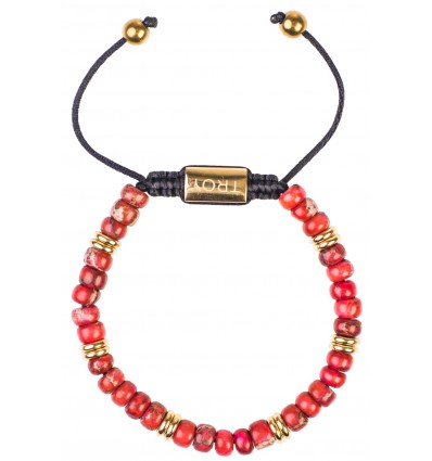 RED GOLD RONDELLE